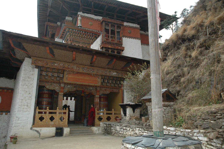 Traumreise Bhutan Trekking Himalaya Kloster Jomolhari Tango Wandern