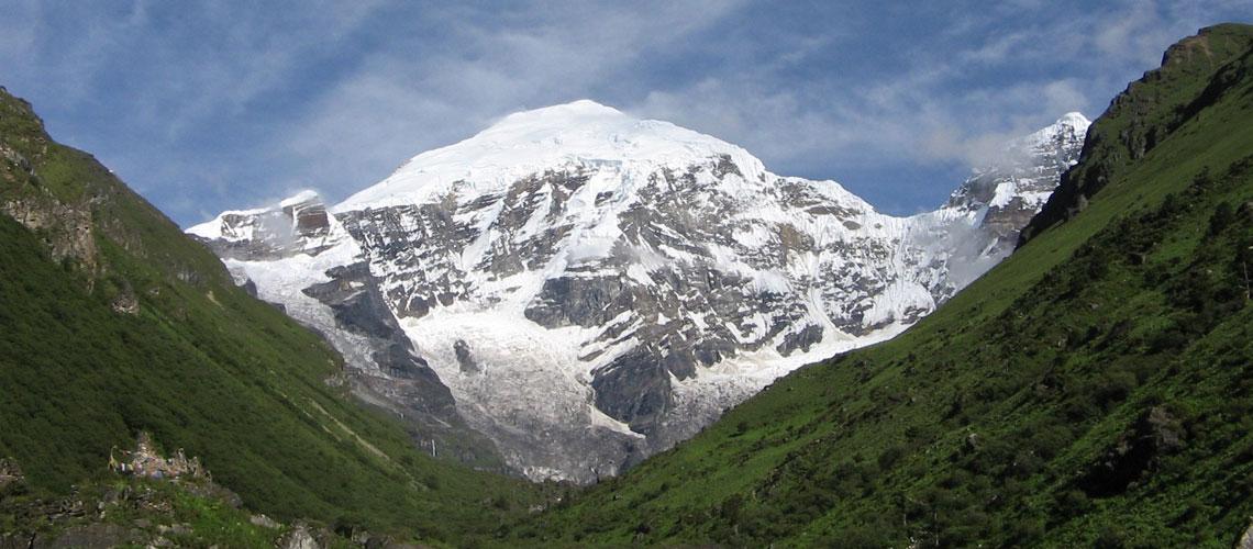 Trekking Bhutan Jomolhari Himalaya Bergen Wandern Soi Yaksa