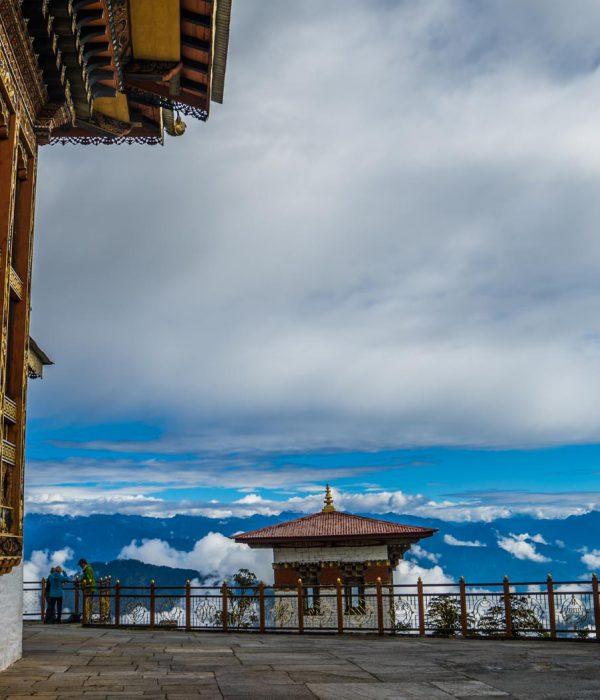 Traumreise Bhutan Trekking Himalaya Kloster Buddhismus